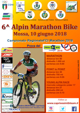 Alpin Marathon Bike 2018