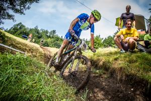 IN ALPAGO I CAMPIONATI ITALIANI DI MOUNTAIN BIKE - CROSS COUNTRY