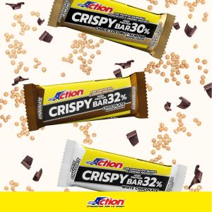 PROACTION PRESENTA CRISPY BAR