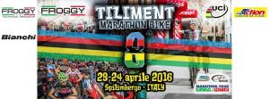 TUTTO PRONTO PER IL WEEK END TARGATO TILIMENT MARATHON BIKE
