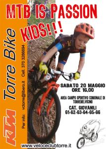 MTB IS PASSION KIDS