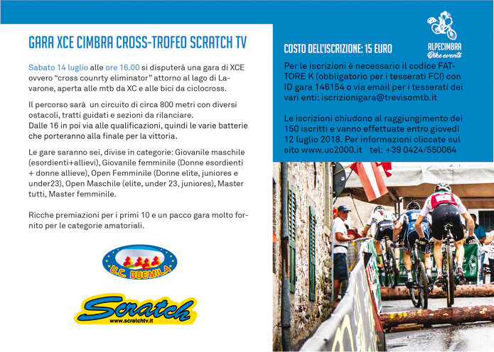 CIMBRA CROSS-TROFEO SCRATCH TV VI ASPETTA A LAVARONE