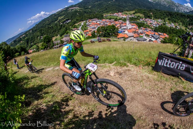 CIMBRA CROSS-TROFEO SCRATCH TV  AL VIA ANCHE ANNA OBERPARLEITER E MARTINO FRUET