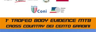 1° TROFEO MTB BODY EVIDENCE CROSS COUNTRY DEI CENTO GRADINI