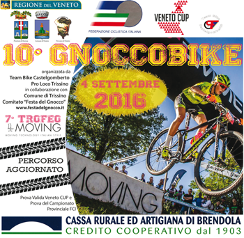 10° GNOCCOBIKE TROFEO MOVING