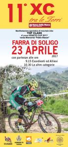 VOLANTINO 11° CROSS COUNTRY TRA LE TORRI