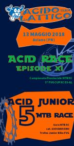 VOLANTINO ACID RACE EPISODE XI